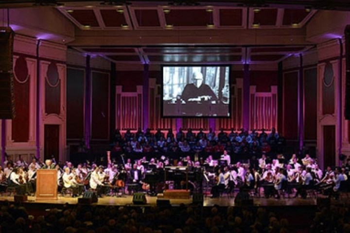 "PSO tribute to Marvin Hamlisch The Pittsburgh Symphony Orchestra, along with special guests, presented ""One Singular Sensation,"" a tribute to late PSO Pops conductor Marvin Hamlisch Tuesday at the Heinz Hall."