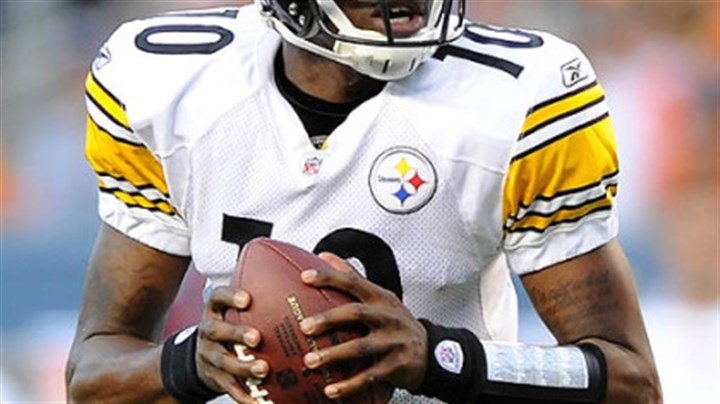 Quarterback Dennis Dixon Quarterback Dennis Dixon will start Sunday against the Falcons at Heinz Field.