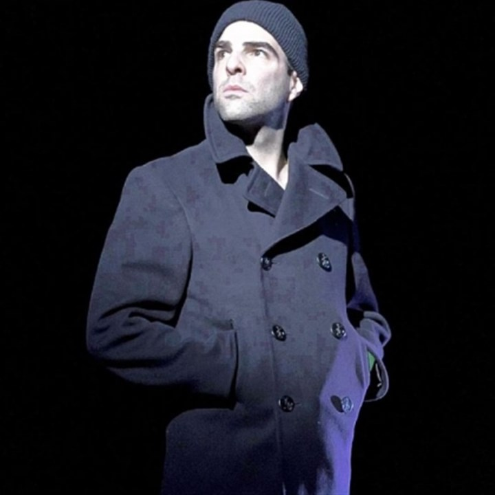 "Quinto in ""Glass Menagerie"" Zachary Quinto will make his Broadway debut as Tom Wingfield in the American Repertory Theater production of ""The Glass Menagerie."""