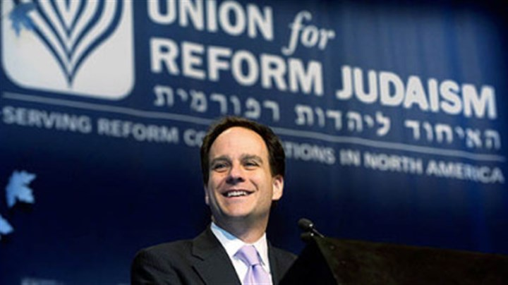 "Rabbi Jonah Pesner Rabbi Jonah Pesner: ""Pittsburgh is an incredible Jewish community."""
