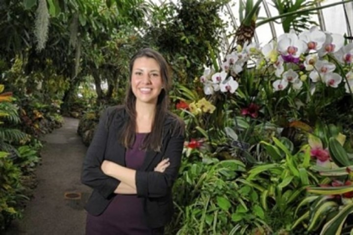Rachel Kernic Rachel Kernic, 22, graduated with a bachelor's degree from Point Park University's sport, arts and entertainment management program in May. She now works as internal events coordinator at Phipps Conservatory & Botanical Gardens.