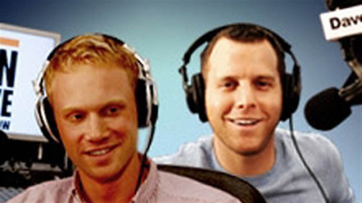 Radio on TV Ben Harvey and Dave Rubin host a new show on premium video on demand channel Here!