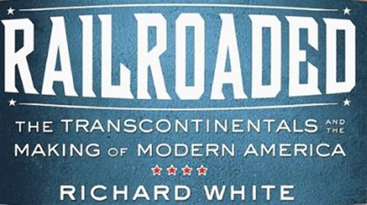 """Railroaded"" by Richard White"