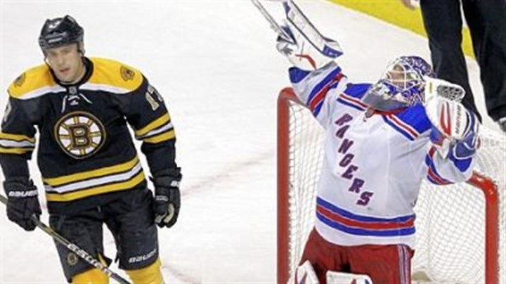 Rangers Henrik Lundqvist Rangers goalie Henrik Lundqvist is 8-1 with a 1.20 goals-against average and .955 save percentage in his past nine appearances.