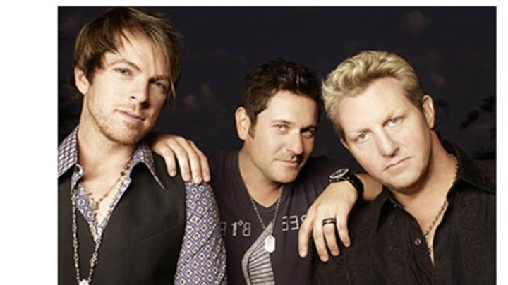 Rascal Flatts Rascal Flatts -- Joe Don Rooney, left, Jay DeMarcus and Gary LeVox -- will be one of the last shows of the the season at the First Niagara Pavilion.