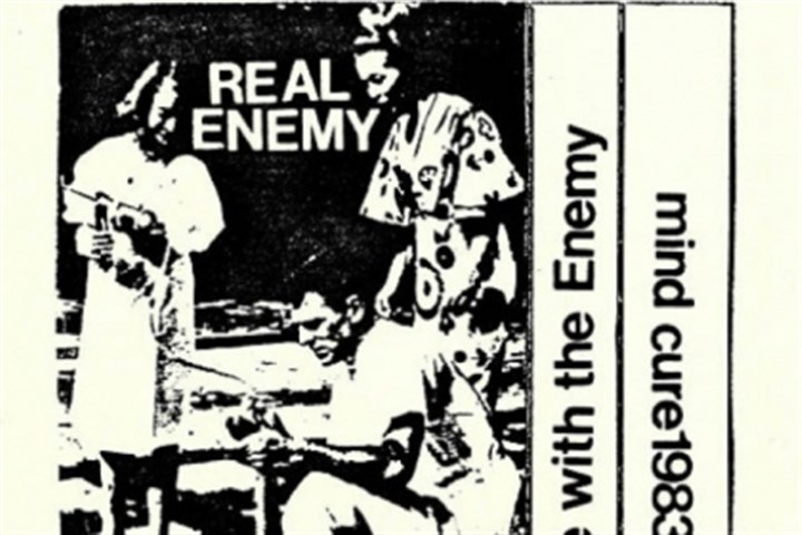 "Real Enemy's ""Life With the Enemy"" Real Enemy's ""Life With the Enemy"" is being reissued by Mind Cure Records from Polish Hill."