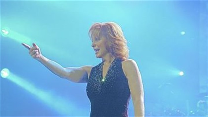 Reba McEntire Reba McEntire has conquered arenas from country music to TV sitcoms to a clothing line.
