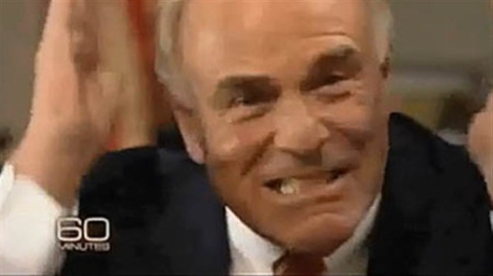 Rendell on '60 Minutes'