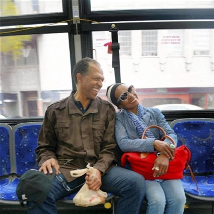 ride a bus Fred McNeill and Renee Sayyed ride a bus to an appointment at OPICA, an adult day care center that provides Brain Train sessions that seek to stimulate the minds of patients with dementia.