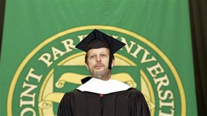 Rob Ashford Point Park University alumnus Rob Ashford, a director and a Tony Award-winning choreographer, received an honorary doctor of humane letters degree at the university's commencement ceremony May 1.