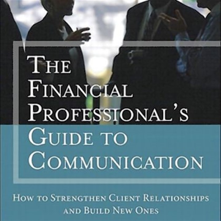 "Robert L. Finder Jr. ""The Financial Professional's Guide to Communication"" by Robert L. Finder Jr."