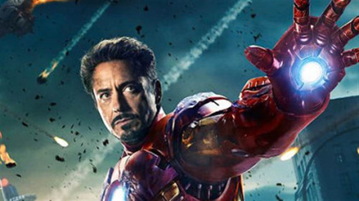 Roberty Downey as Iron Man Does Iron Man's suit have the power to overcome Tony Stark's weaknesses in a battle of the summer superheroes?
