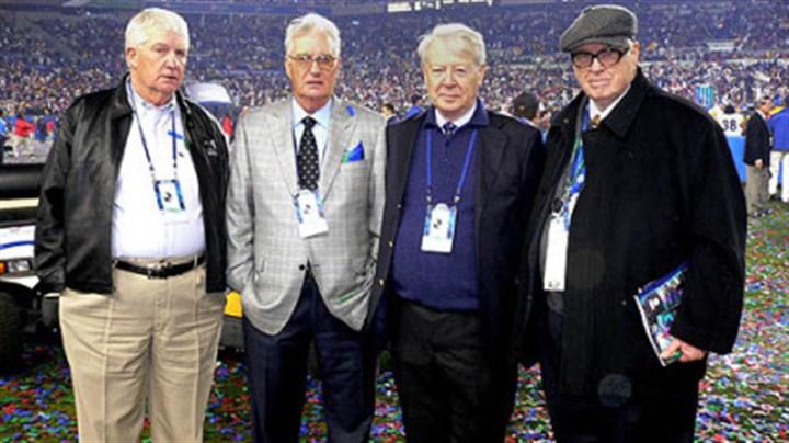 Pat Rooney, John Rooney, Tim Rooney, Art Rooney Jr., Rooney Brothers, Super Bowl XLIII