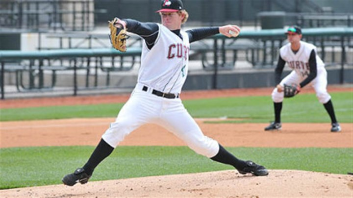 Rudy Owens Pirates pitching prospect Rudy Owens went 12-6 with a 2.46 ERA this season with the Altoona Curve.