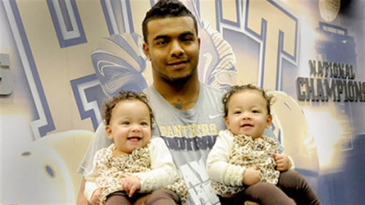 Rushel Shell with twin daughters Amiyah and Arionna changed Rushel Shell's life.
