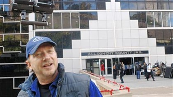 "Russell Crowe movie Paul Haggis, director of the movie ""The Next Three Days,"" starring Russell Crowe and Elizabeth Banks, says filming will continue at the county jail and in several neighborhoods around the city."
