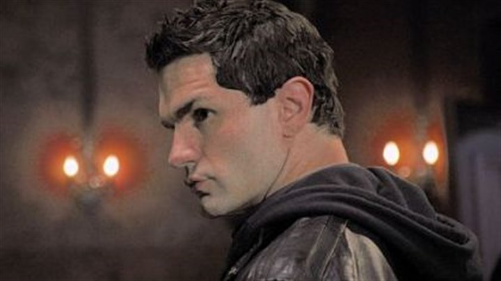 "Sam Witwer Sam Witwer stars as as Aidan in ""Being Human."""