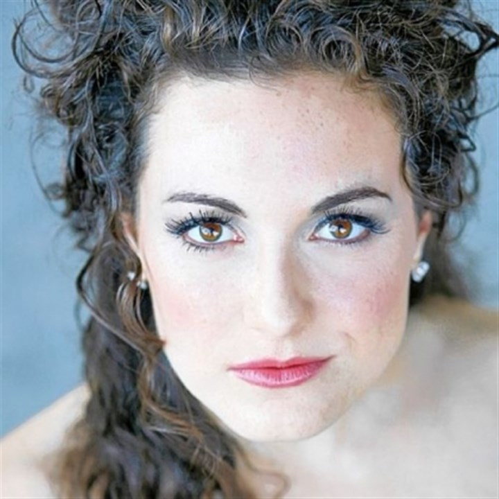 Samantha Korbey Below is mezzo-soprano Samantha Korbey, 29, who also will be in the production. All are members of Pittsburgh Opera's resident artists program.