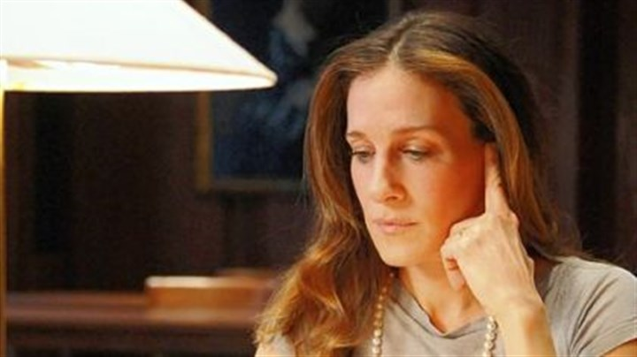 "Sarah Jessica Parker Sarah Jessica Parker gets a handle on her family tree in NBC's ""Who Do You Think You Are?"""