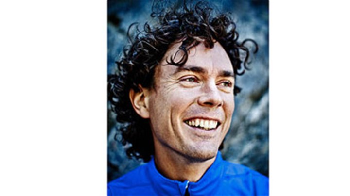 "Scott Jurek Scott Jurek: ""Sometimes you just do things."""