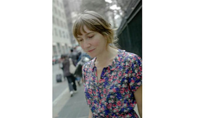 "Sheila Heti Sheila Heti, author of ""How Should a Person Be?"""