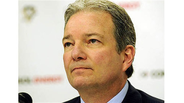 shero Penguins' GM Ray Shero discusses the end of the team's 2011-2012 season.