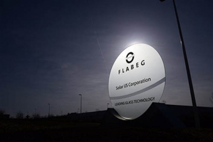 solar2 Flabeg, a solar firm that received nearly $20 million in state and federal tax incentives to build this facility, ceased production.