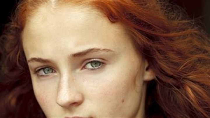 Sophie Turner Sophie Turner, 13, plays a character who is 11.