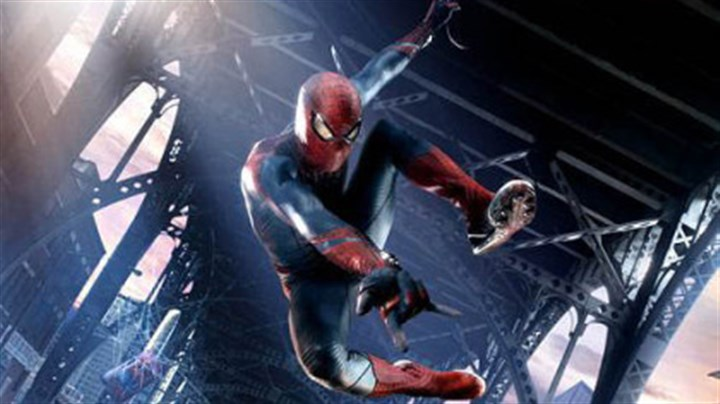 "Spider-Man circa 2012 Spider-Man swings into action again with a new cast and new origin tale in 2012's ""The Amazing Spider-Man,"" opening July 3."