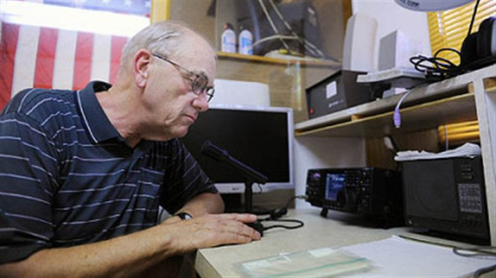 Steel City Amateur Radio Club president Art Mueller Steel City Amateur Radio Club president Art Mueller and other club members will host a 24-hour open house Saturday at the club's Carnegie facility.