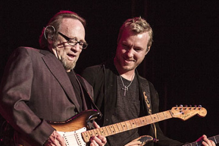 stills Stephen Stills and Kenny Wayne Shepherd