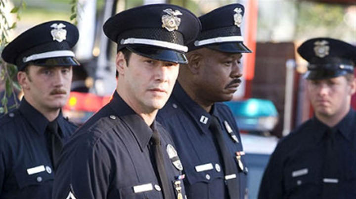 """Street Kings"" Keanu Reeves stars in ""Street Kings."""