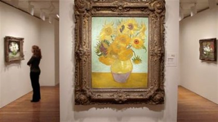 this van gogh exhibit outshines all others pittsburgh On museums with van gogh paintings