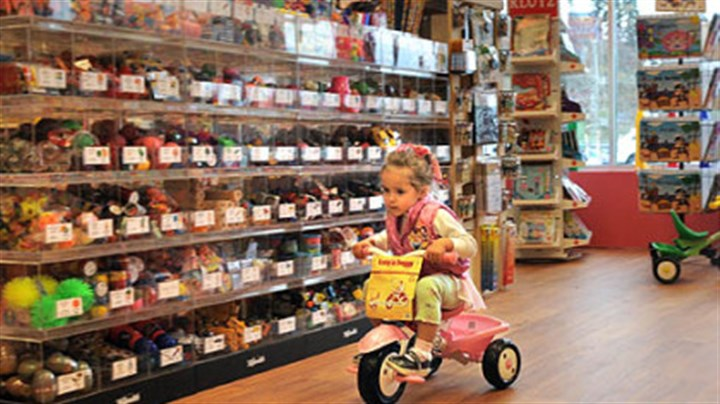 Taking a ride Robin Rombach/Post-Gazette