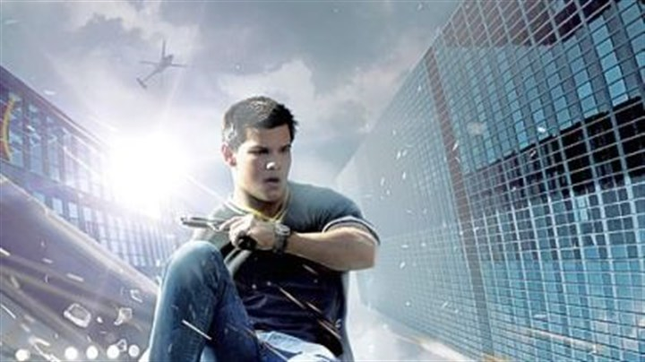 Taylor Lautner Taylor Lautner stars in 'Abduction.'