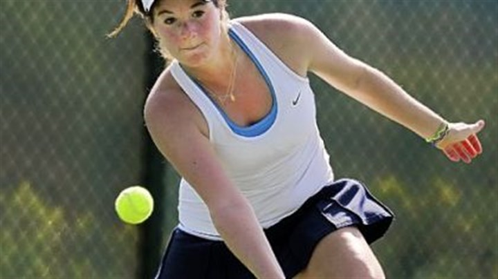 Tennis Sara Perelman helped Shady Side Academy win the PIAA Class AAA team championship.