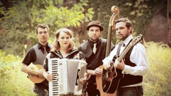 "The Armadillos The Armadillos will release their second CD, ""Better Off a Stranger,"" Friday at the Thunderbird Cafe."