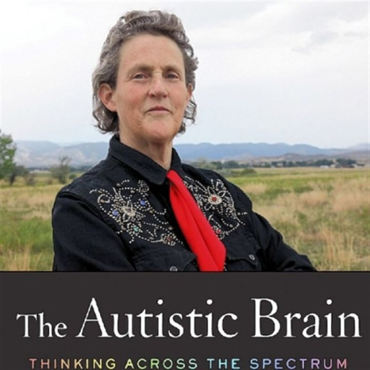 "'The Autistic Brain' by Temple Grandin ""Half the employees at Silicon Valley tech companies would be diagnosed with Asperger's, if they allowed themselves to be diagnosed, which they avoid like the proverbial plague,"" says Temple Grandin."