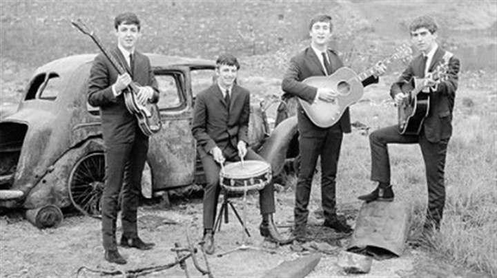The Beatles The Beatles in 1962.