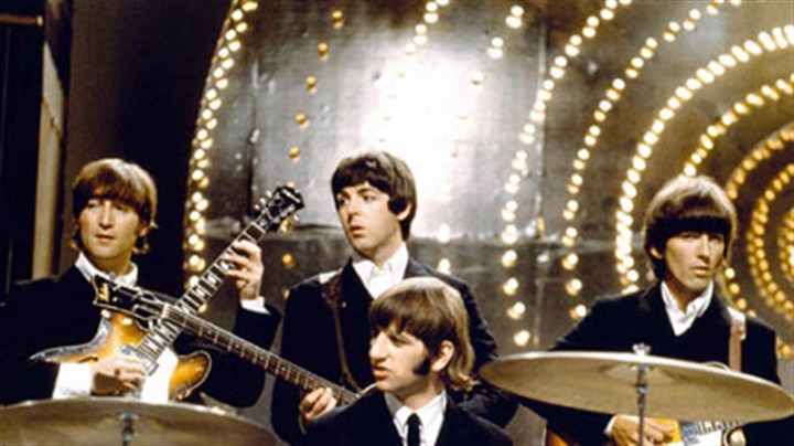 The Beatles The Beatles in 1966.