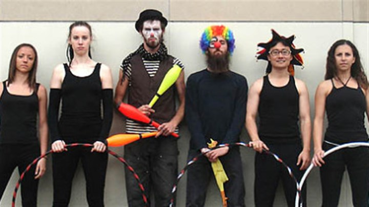 The Circus Project The newly formed Pittsburgh-based performance group The Circus Project will appear at Belvedere's at 9:30 Wednesday night.