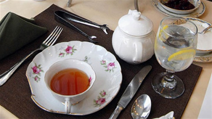 Fernwood Tea Room At The Inn On Negley