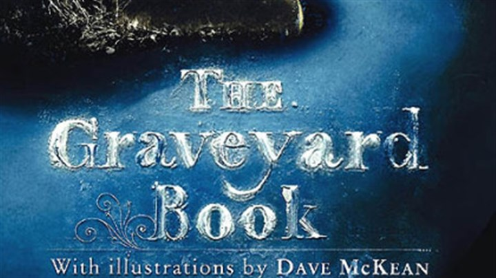 """The Graveyard Book"""