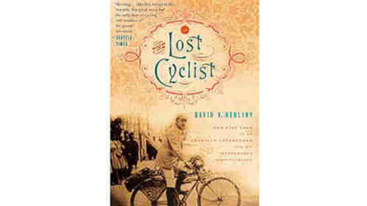 'The Lost Cyclist' 'The Lost Cyclist.'
