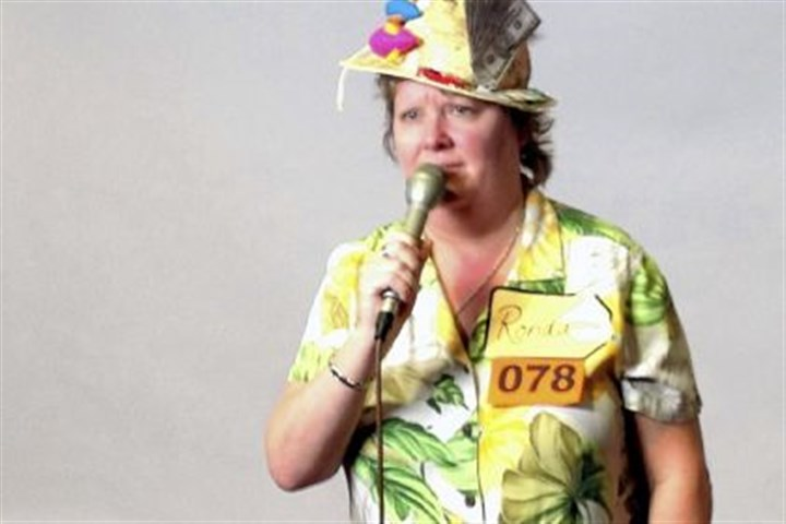 "The Price is Right Ronda Vanata, 47, of Farmington auditions for ""The Price is Right"" Thursday afternoon at the Meadows Racetrack and Casino."