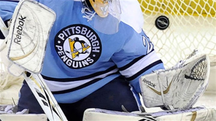 Time off Penguins goalie Marc-Andre Fleury does not like having two days off without skating then playing right away like the Penguins are doing tonight against New Jersey.