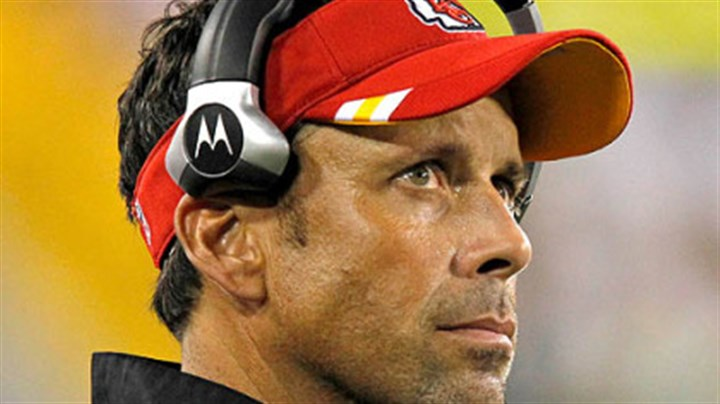 Todd Haley Todd Haley is the fourth Steelers OC hired outside the organization since 1969.