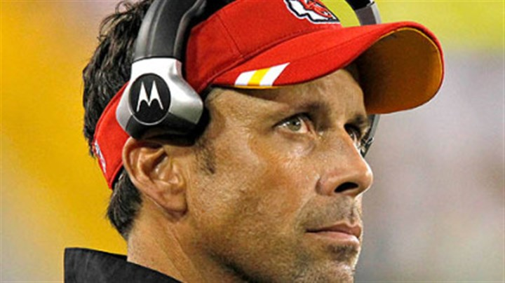 Todd Haley The hiring of former Chiefs coach Todd Haley as offensive coordinator came as a surprise to Steelers president Art Rooney II, who said the move was the choice of coach Mike Tomlin.