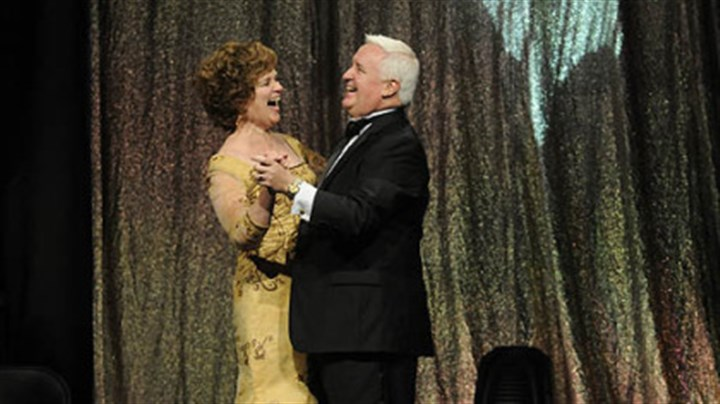 Tom and Susan Corbett Gov. Tom Corbett and his wife Susan Corbett dance at the inauguration Tuesday night at the Farm Show Complex in Harrisburg.