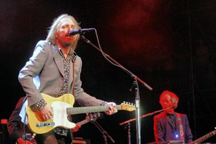 Tom Petty and the Heartbreakers Fresh from last weekend's Bonnaroo Music and Arts Festival, Tom Petty and the Heartbreakers are at the the Consol Energy Center on June 20.